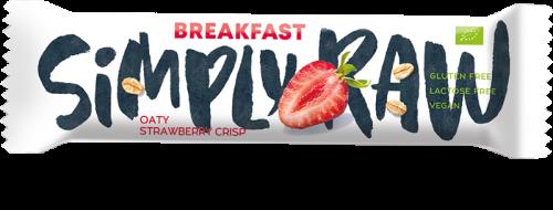 Barretta Breakfast Fragola e Avena
