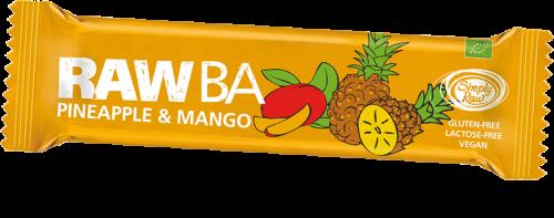 Barretta con Ananas e Mango