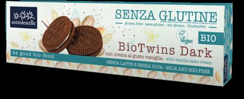 Biotwins Dark con Crema alla Vaniglia