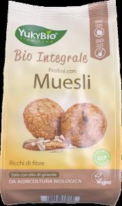 Biscotti di Farro Integrale con Muesli