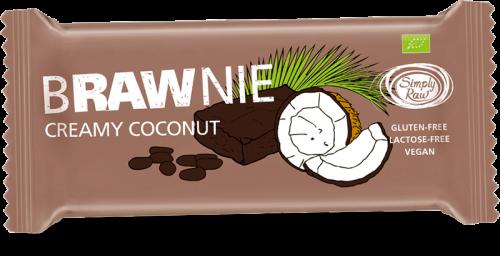 Brawnie con Frutta Noci e Cocco