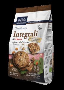 Cerealissimi di Farro Integrale con Avena e Frutta