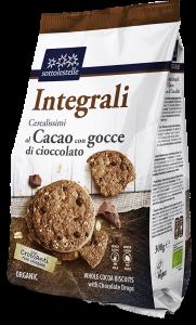 Cerealissimi Integrali con Cioccolato e Rice Crispies
