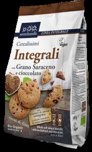 Cerealissimi Saraceno Integrale e Gocce Cioccolato