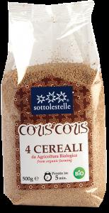 Cous Cous 4 Cereali
