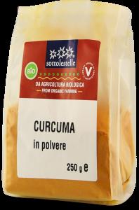 Curcuma in polvere 250g
