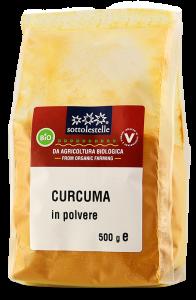 Curcuma in polvere 500g