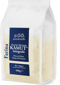 Farina di Khorasan Kamut® integrale