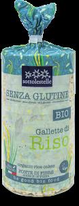 Gallette di Riso Senza Glutine