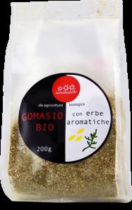 Gomasio con Erbe Aromatiche