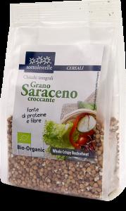 Grano Saraceno Integrale Croccante