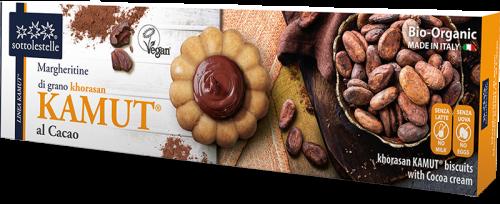 Margheritine Khorasan Kamut® al Cacao