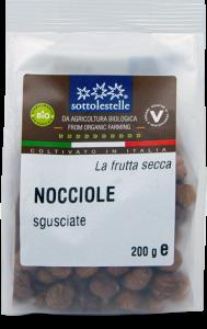 Nocciole Italiane Sgusciate