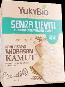 Pane Azzimo di grano khorasan KAMUT®