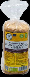 Pane Bauletto Monococco Integrale