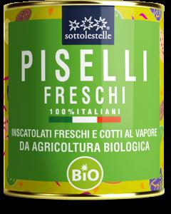 Piselli Freschi 100% Italiani