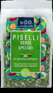 Piselli Verdi Spezzati Italiani