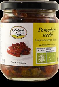 Pomodori in Olio Extra Vergine di Oliva
