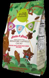 Stella&Stello Biscotti Senatore Cappelli al Cacao