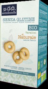 Tarallini Senza Glutine al Naturale