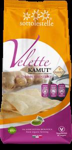Velette Khorasan Kamut® Tamari e Zenzero
